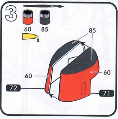 Remorqueur JEAN BART port d attache lagaffe92 1/200ème  Réf 80602 - Page 2 Chemin17