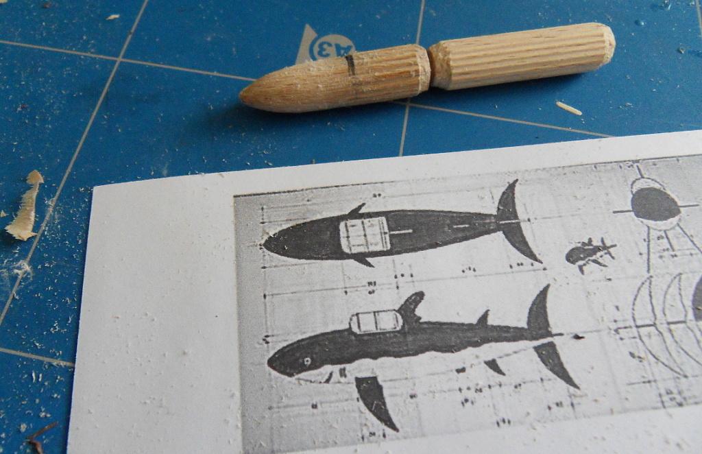 [REVELL] Northsea Fishing Trawler 1:142 Façon SIRIUS Tintin - Hergé Chevil10