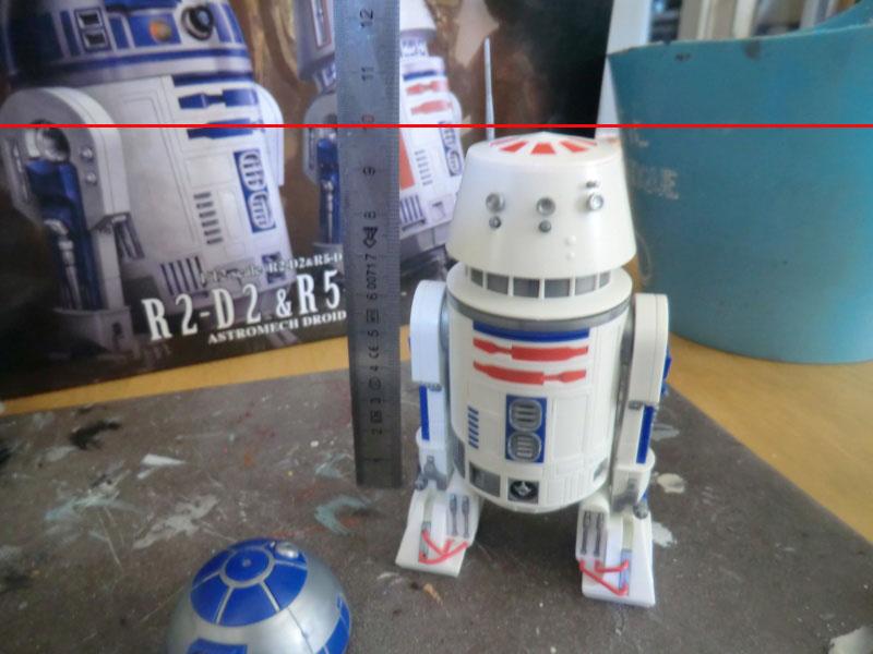 [BANDAI] D2 -R2 / R5/D4 -1/12 D2r2_110