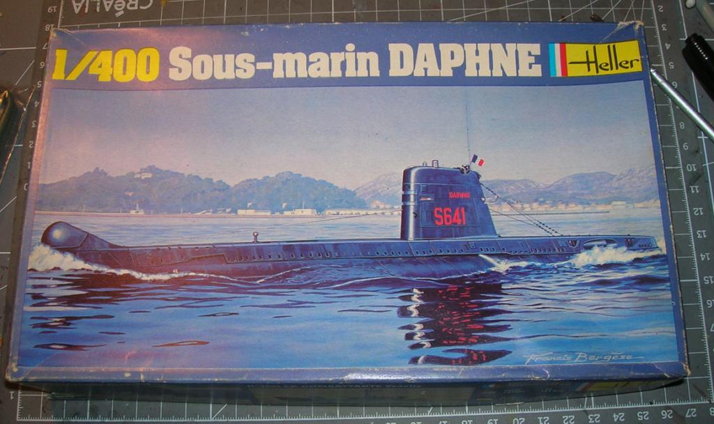 """En hommage à """"La Minerve""""... Daphne11"""