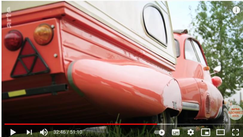 "Caravane maison   Challenge ""DUDU27""  1/16 Isetta11"