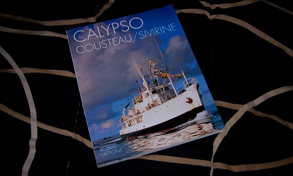 [REVELL] CALYPSO 1/125ème Réf H575 Livre11