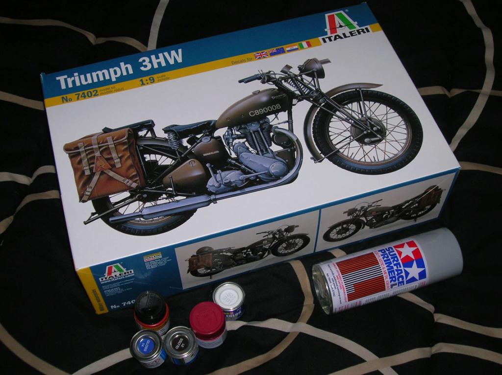 [ITALERI] Triumph 3HW 1/9 - version bobber Oups14