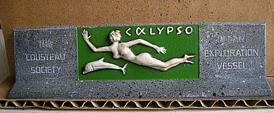 [REVELL] CALYPSO 1/125ème Réf H575 Plaque11