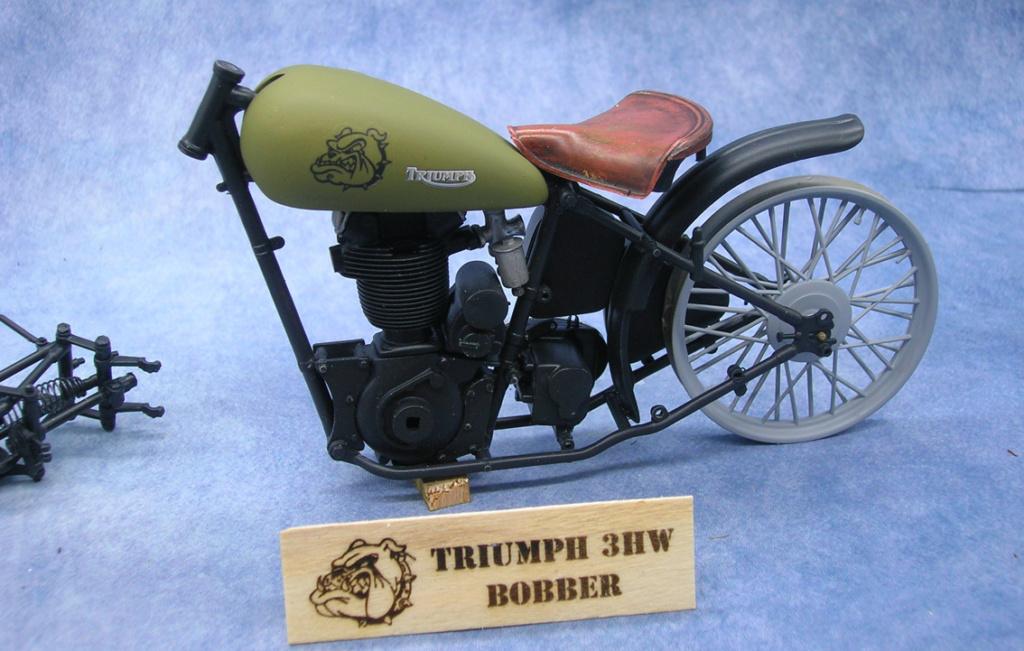 [ITALERI] Triumph 3HW 1/9 - version bobber Reserv11