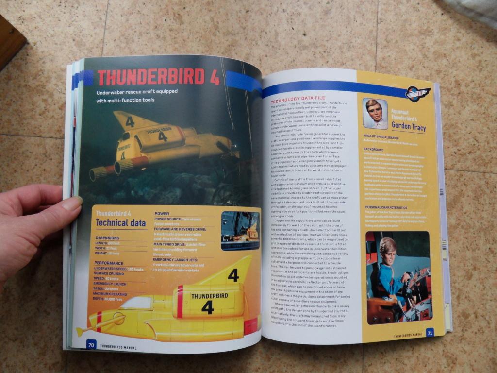 [AOSHIMA] THUNDERBIRDS 4 1/48ème Réf 11423  - Page 3 Sdc14010