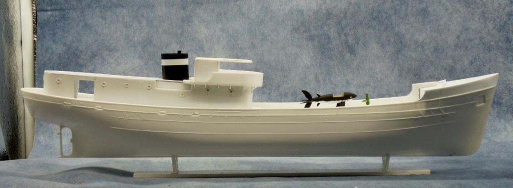 [REVELL] Northsea Fishing Trawler 1:142 Façon SIRIUS Tintin - Hergé - Page 2 Vue_ge10