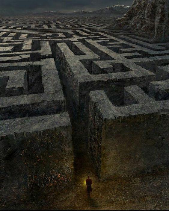 Le dédale ! [Pv Zeph et Lev] Labyri10