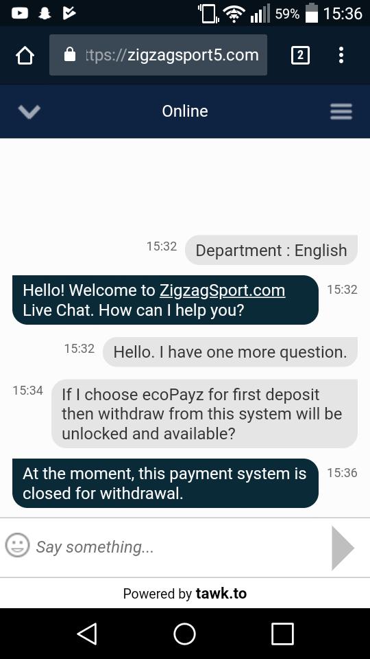 ZigZag Sport - 10 PLN freebet bez depozytu (exclusive) - Page 2 Screen11