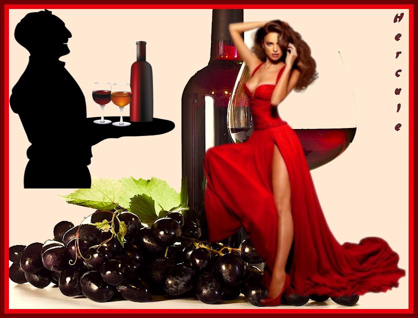 Femme en rouge - Page 2 Hercul11