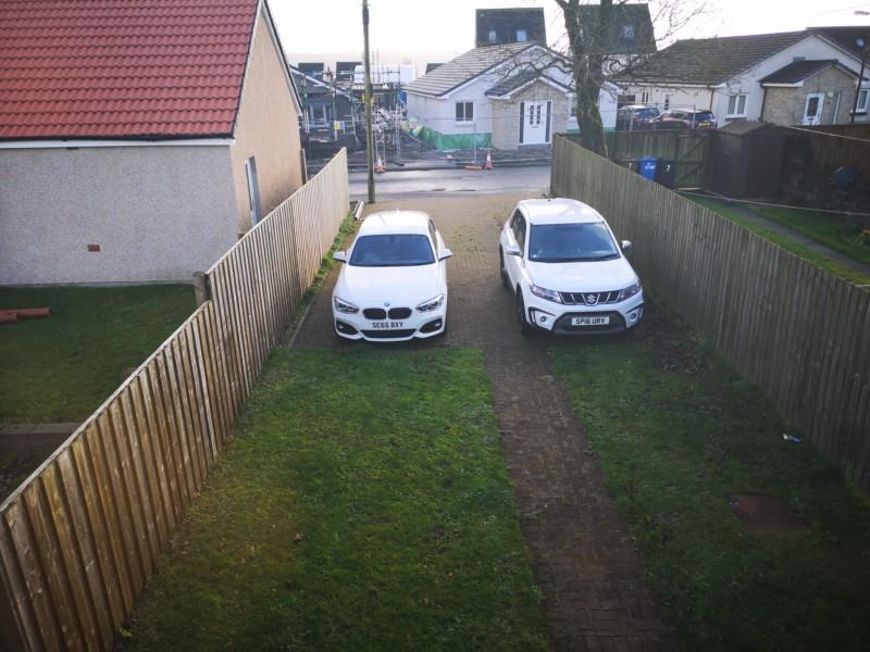Vitara S in Scotland 20181110