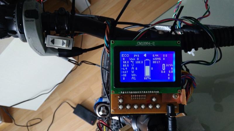 Proyecto con Cyclone 3000W, paquete de baterías casero y electrónica. Img_2014