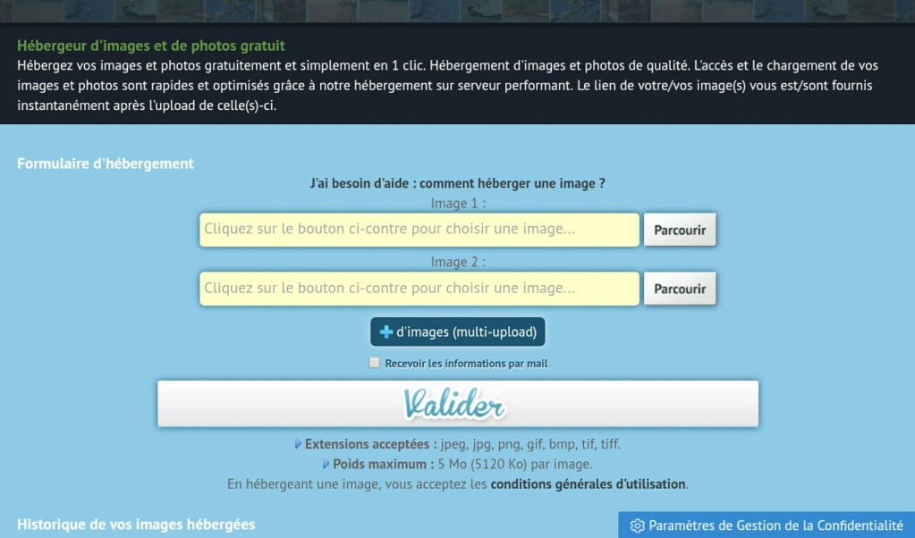 [Tuto] Insérer une photo sur le forum Screen21