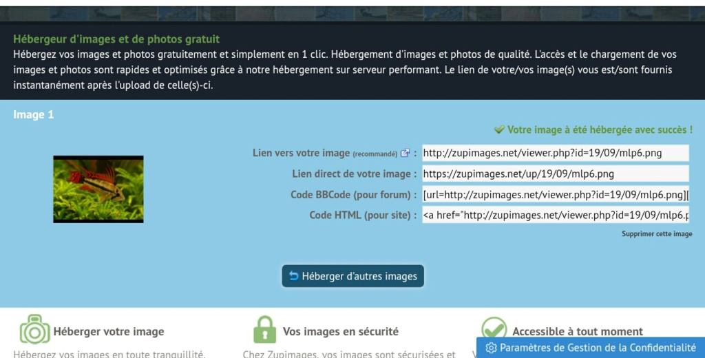 [Tuto] Insérer une photo sur le forum Screen24