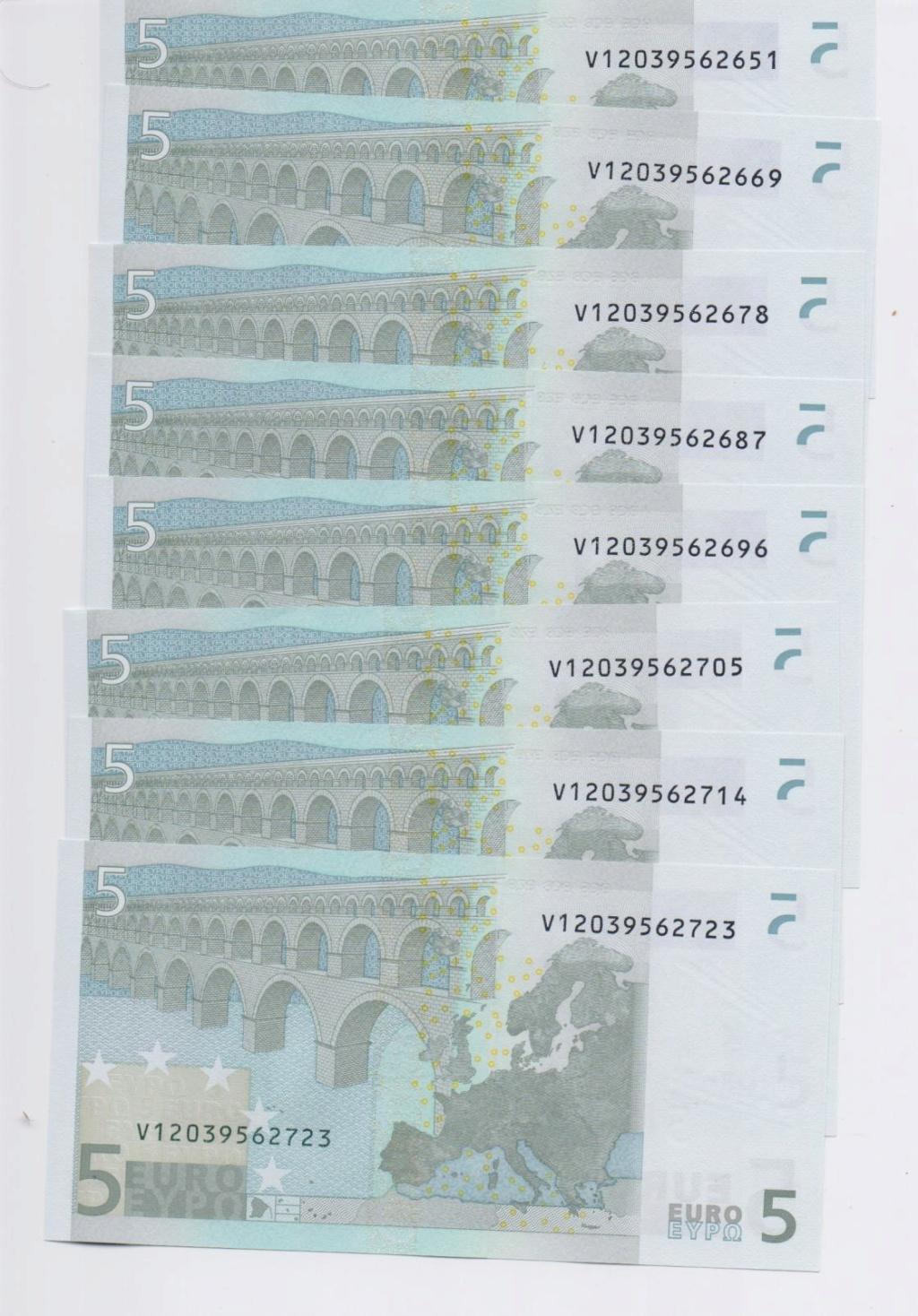 10 Euros, correlativos pareja?? 00112