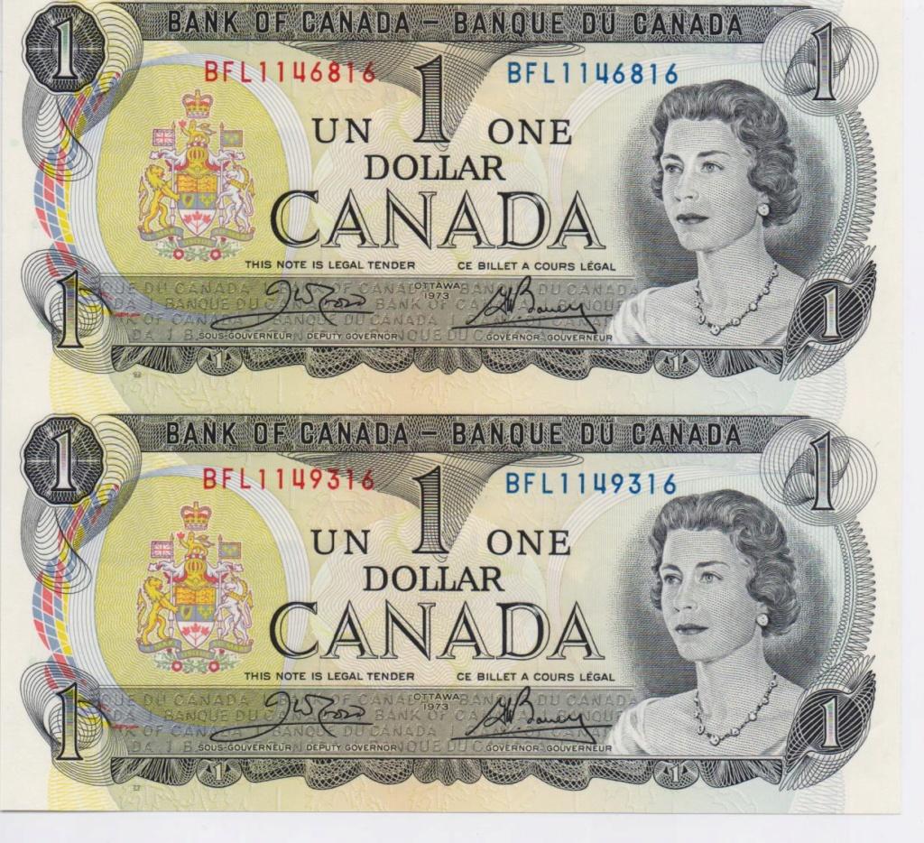 Billete de Canadá 85 Canada10