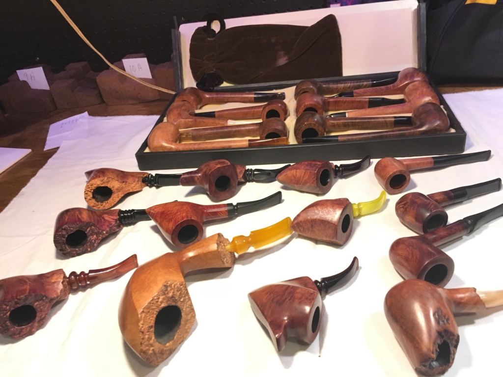 Don Mock Pipes - Rare, recent discovery will be selling 1456d410