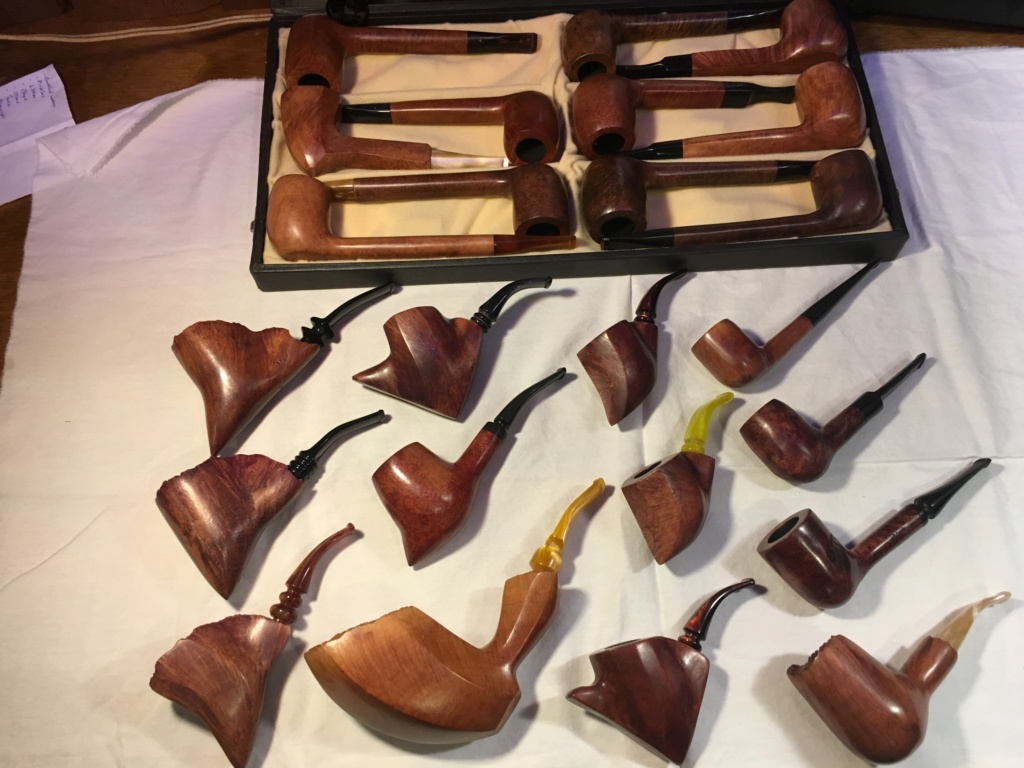 Don Mock Pipes - Rare, recent discovery will be selling A3f35110
