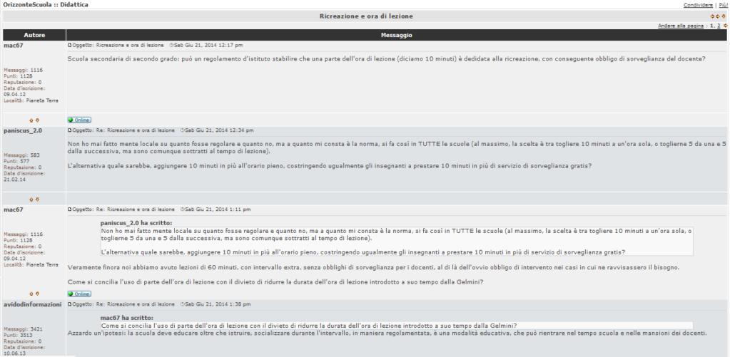 Abolire la figura del coordinatore di classe - Pagina 2 Mac10