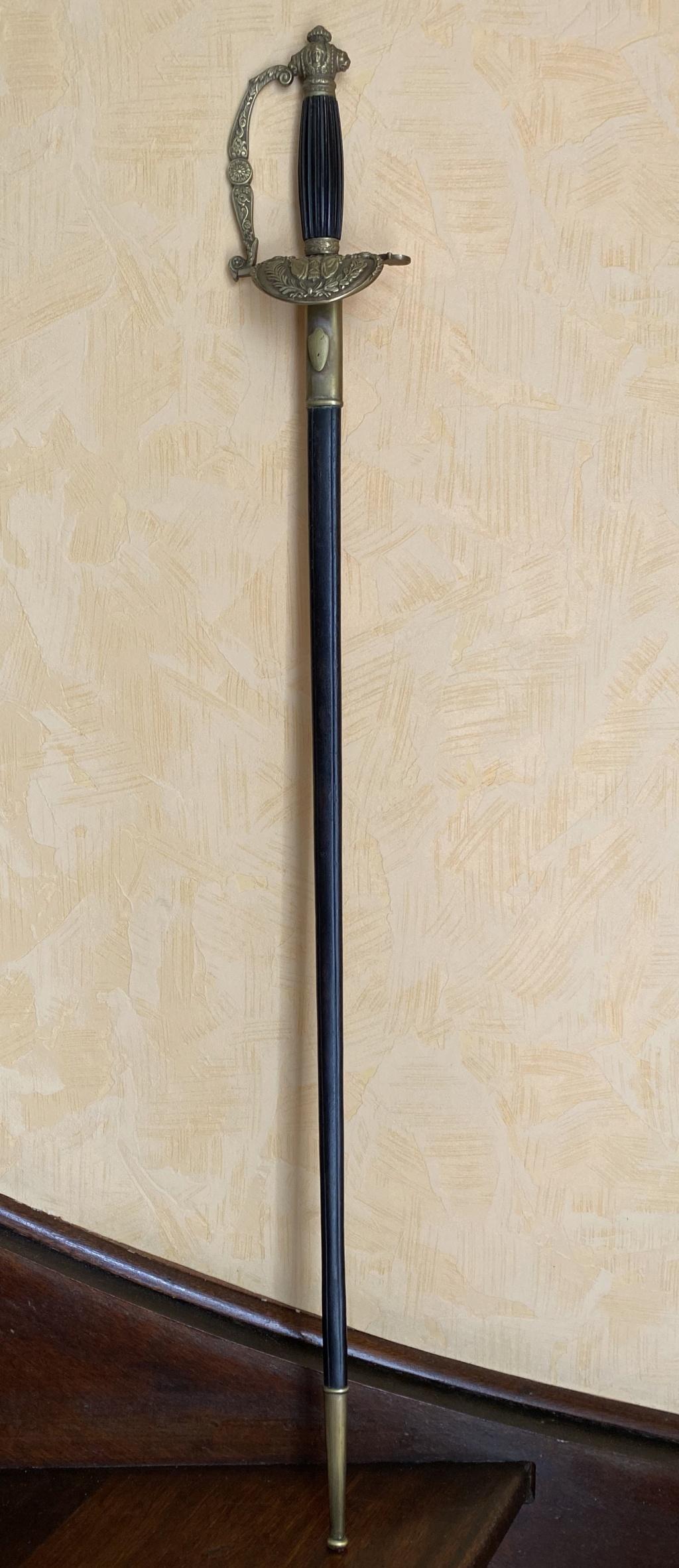 Epée inconnue  60281310