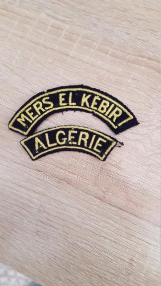 Insignes Mers-el-Kebir 15578510