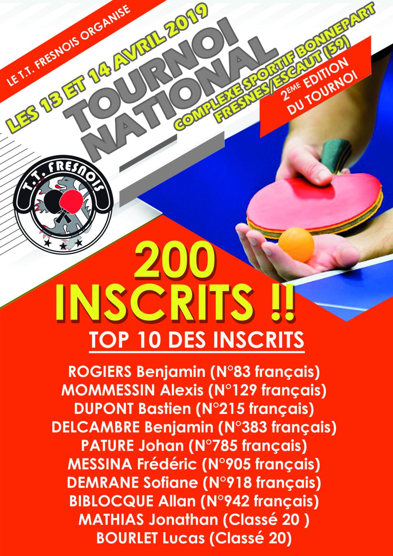 Tournoi National du TT FRESNOIS - 13 ET 14 AVRIL 2019 Top_1011