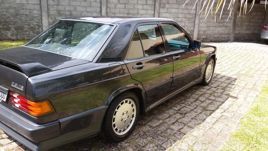 (W201): 190E Cosworth - quantas existem no Brasil? - Página 3 Merced11