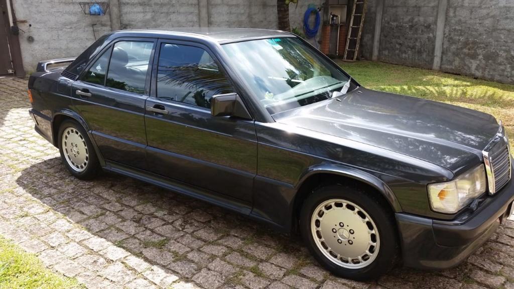 (W201): 190E Cosworth - quantas existem no Brasil? - Página 3 Merced12