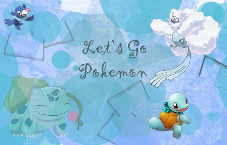 Lets'go Pokémon