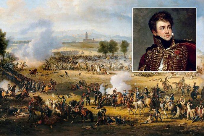 Napoléon 1er et Henri Sanfourche Lejeun10