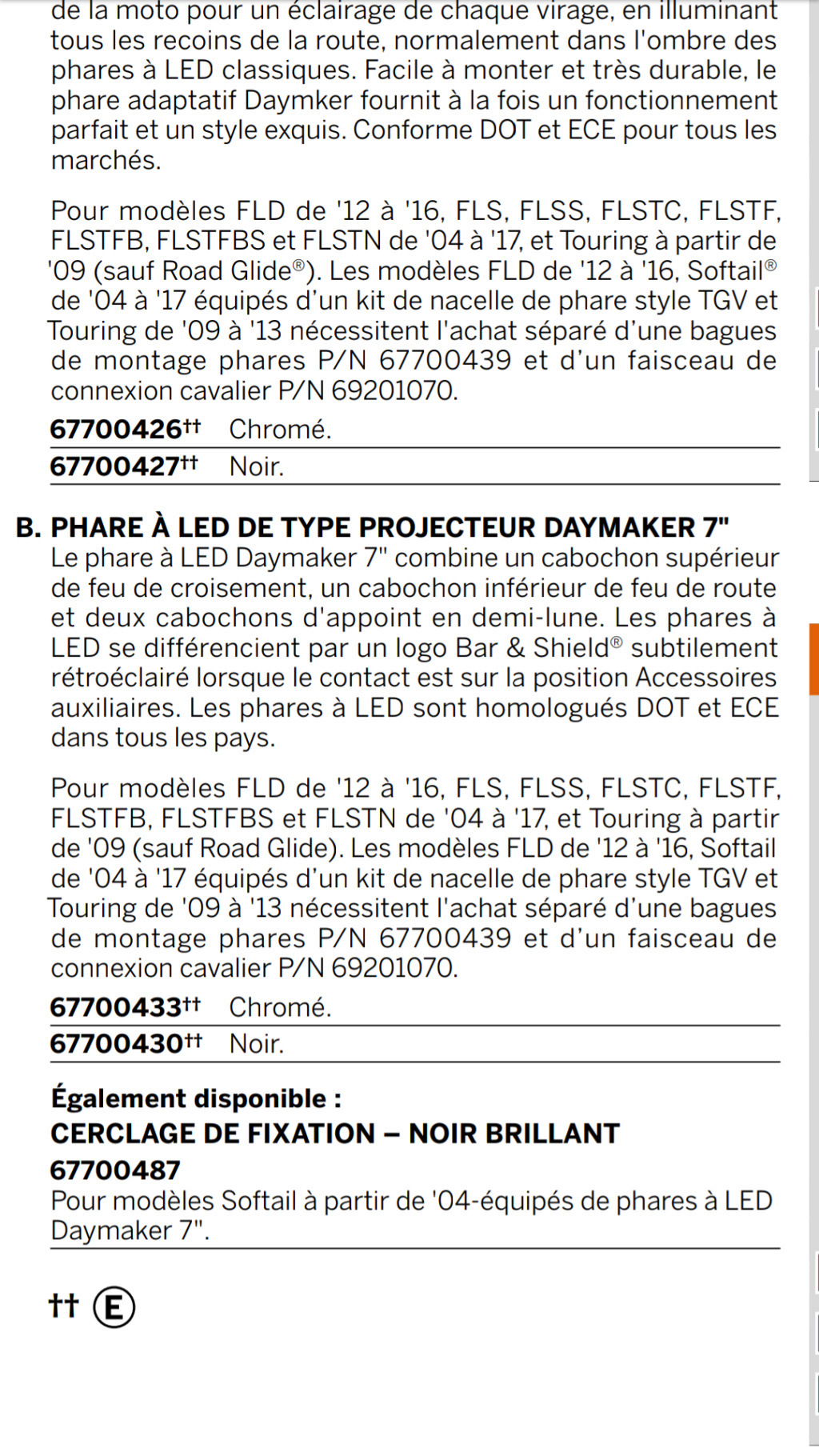 TUTO montage Nacelle de Phare FAT BOY - Page 2 Screen29