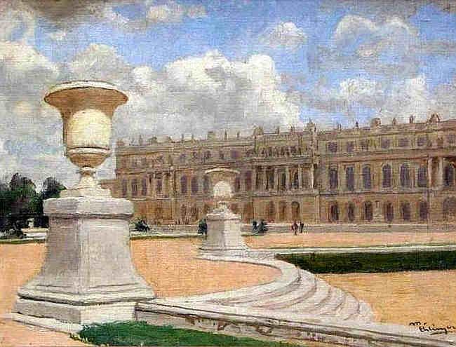 Vues anciennes du Château de Versailles et de son Domaine - Page 2 Vue-ch10