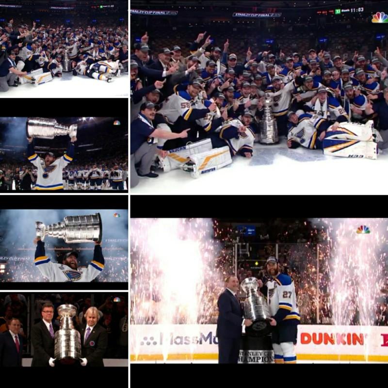 [Sport] National Hockey League 20190610