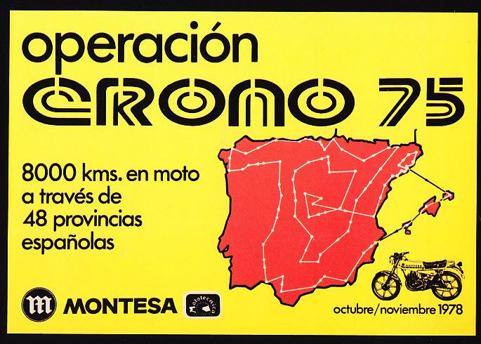 Operación Crono 75 (1978) Operac10