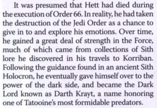 Darth Vader vs A'Sharad Hett - Page 3 Scree103