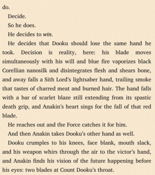 Yoda vs. Count Dooku & Darth Vader - Page 6 Scree148
