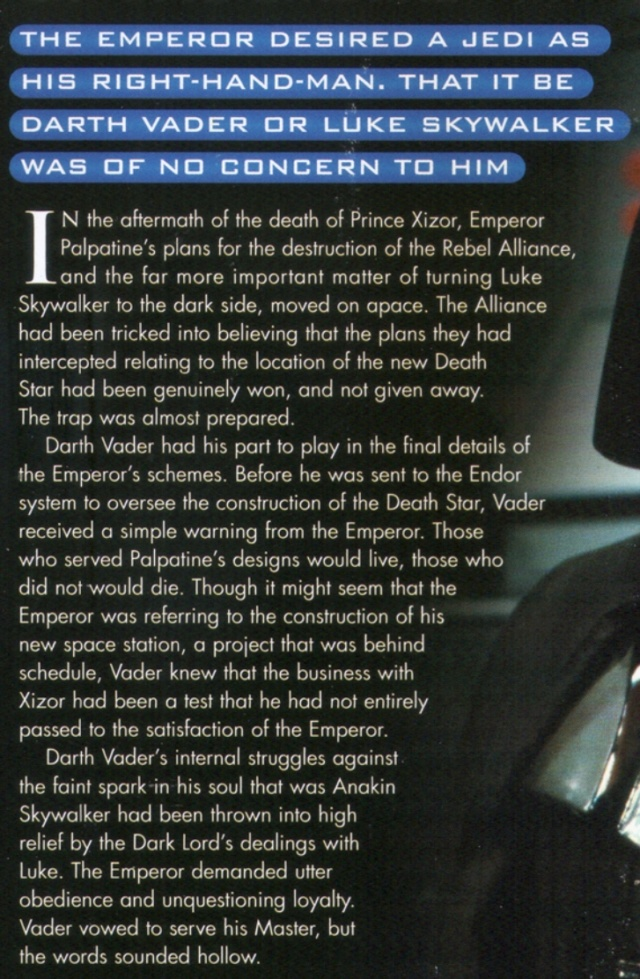 Was Darth Vader truly fighting at his full power against Luke? Or was he hindered? If not then how did Luke beat him. Scree152