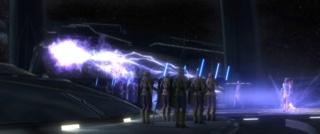 Luke Skywalker vs Valkorion Screen22