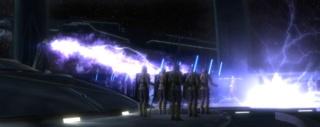 Luke Skywalker vs Valkorion Screen23