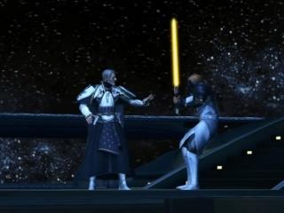 Luke Skywalker vs Valkorion Screen25