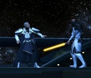 Luke Skywalker vs Valkorion Screen28