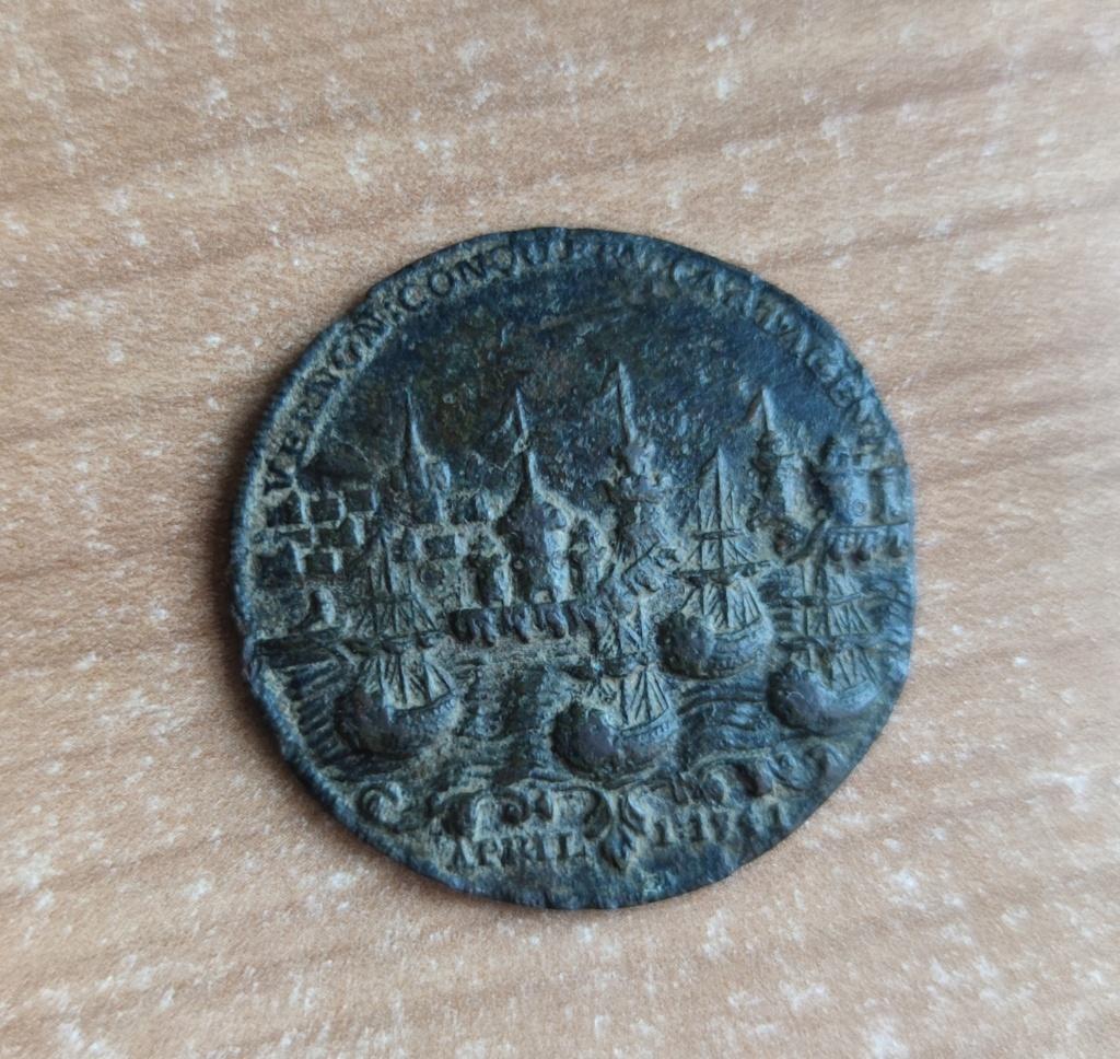 Medallas Cartagena, Vernon  y Blas de Lezo 1_110