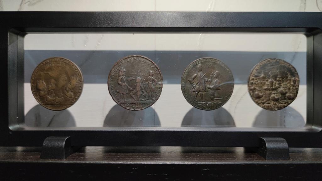 Medallas Cartagena, Vernon  y Blas de Lezo Img_2035
