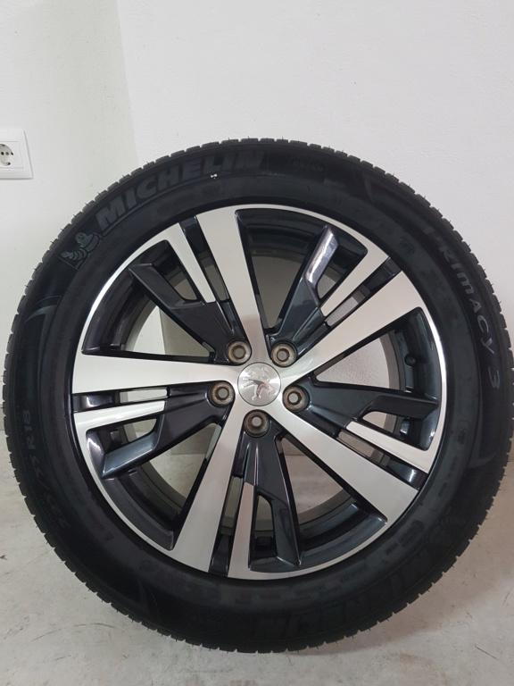 VENDO Llantas 18 bitono GT LINE ORIGINALES con neumáticos MICHELIN 225 55 18 20190820