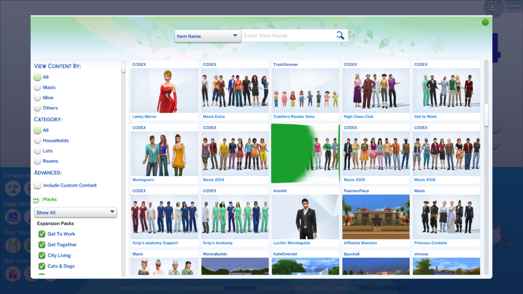 The Sims 4 - Realm of Magic OUT NOW!!! [VERSION 1.55.105.1020] - Page 2 Screen11