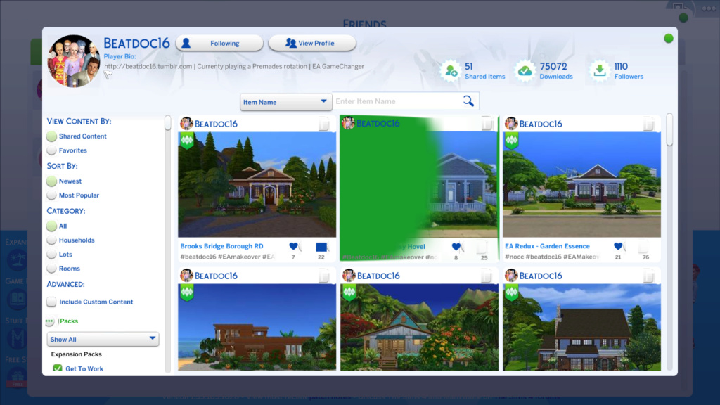 The Sims 4 - Realm of Magic OUT NOW!!! [VERSION 1.55.105.1020] - Page 2 Screen12
