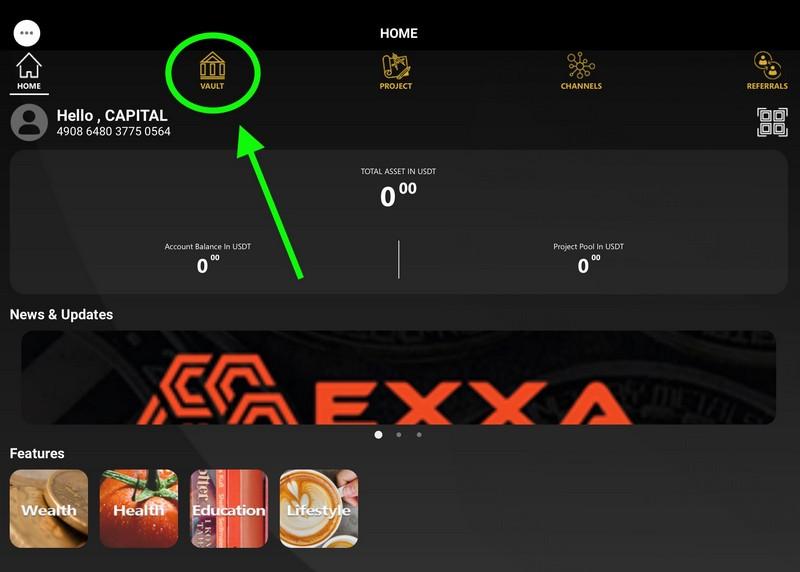 EXXA инвестиционный проект 111