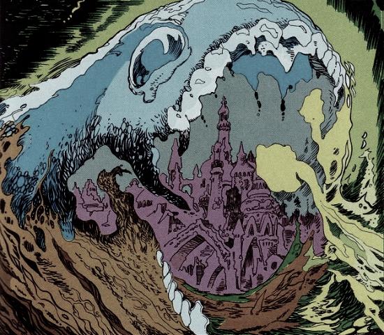 The lost people of Atlantis (Orm/ Mera) Ancien11