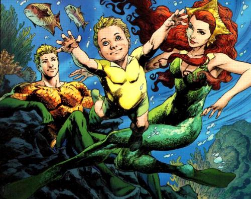 Something lost in the ocean [Ocean Master / Catwoman] Aquaba10