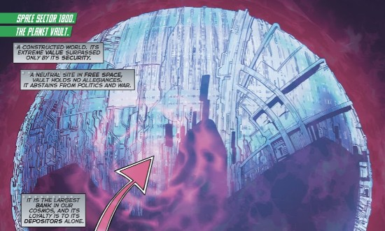 Outside (Hal Jordan / Carol Ferris) Rco00410